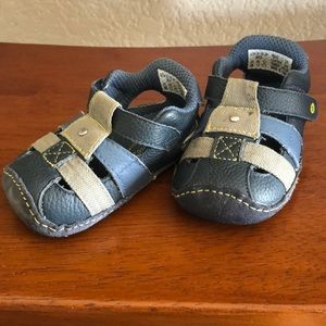 Stride Rite infant boys sandals.